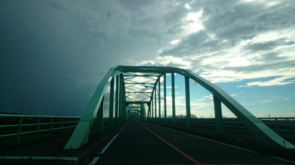 阿賀浦橋: 越後ヨーコのブログ